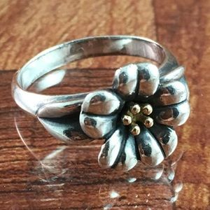 James Avery Flower Ring